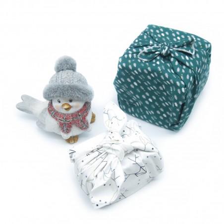 Furoshiki de Noël